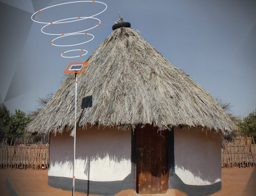 Technological innovations put rural village on the map