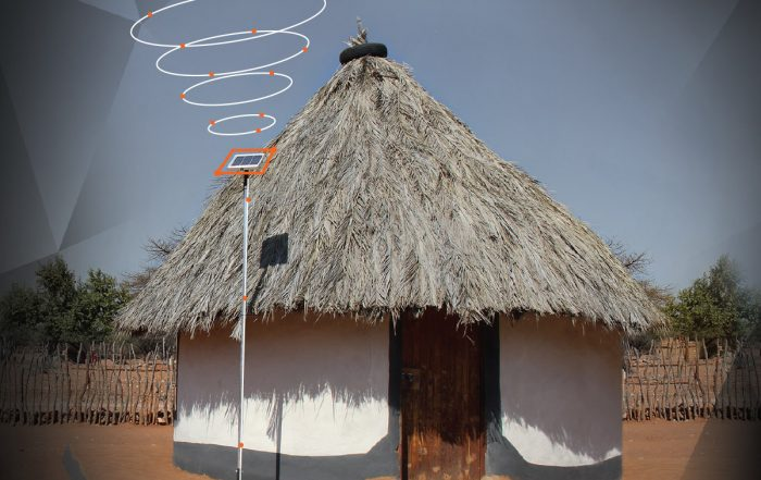 Technological innovations and rural village